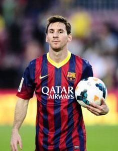 Ficha técnica Lionel Messi